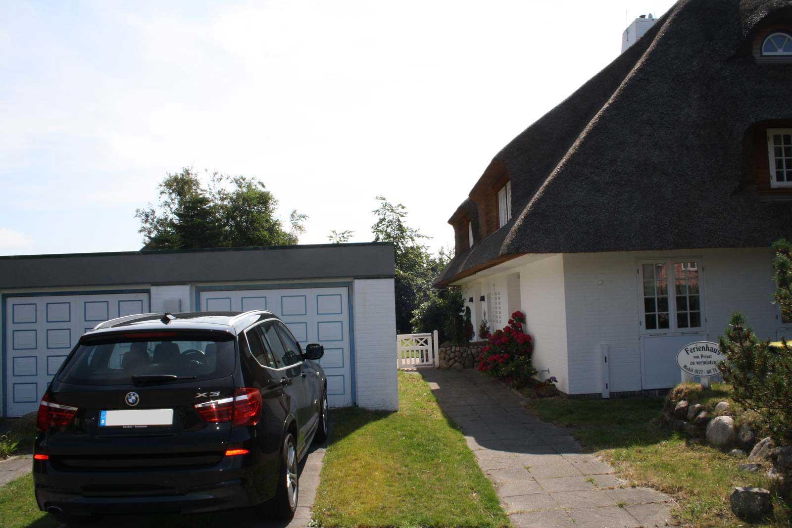 Reethaus-Sylt-Garage